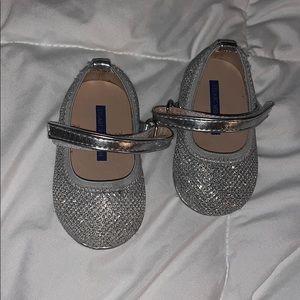 Baby Stuart weitzman shoes